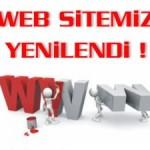 Yeni Web Sitemiz Yayında